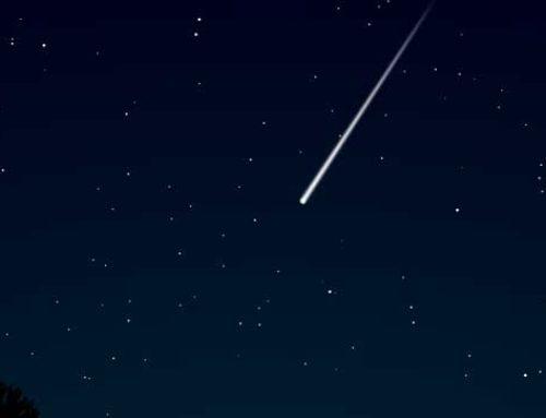 Última lluvia de estrellas del año Gemínidas 2018 (13 y 14 dic)