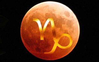 luna llena eclipse lunar capricornio 2019