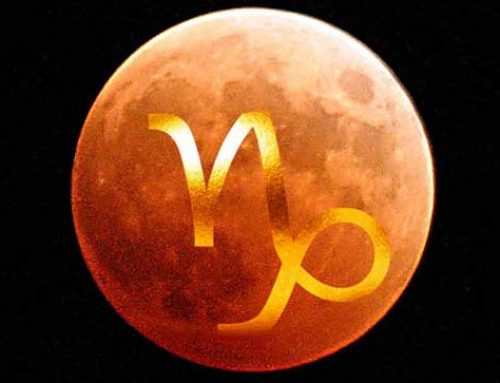 Luna llena/eclipse lunar en capricornio (16 julio 2019)