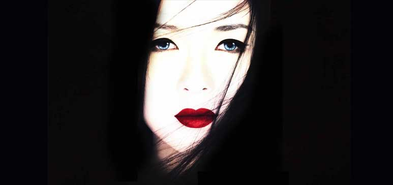 cumpleaños de Zhang Ziyi de memorias de una geisha
