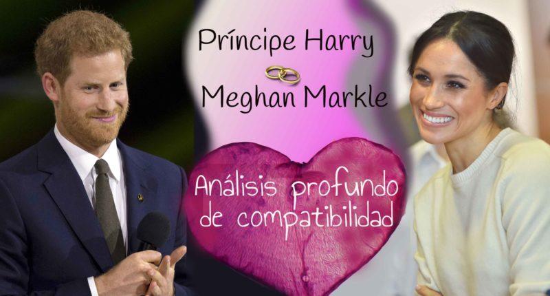 harry y meghan análisis de compatibilidad