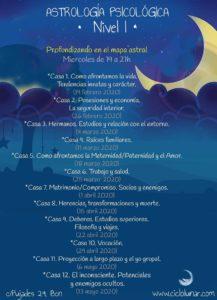 formacion astrologia psicologica