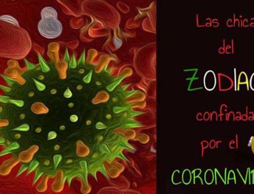Las chicas del zodiaco de confinamiento por CORONAVIRUS