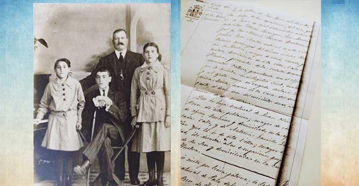 ancestros familiares